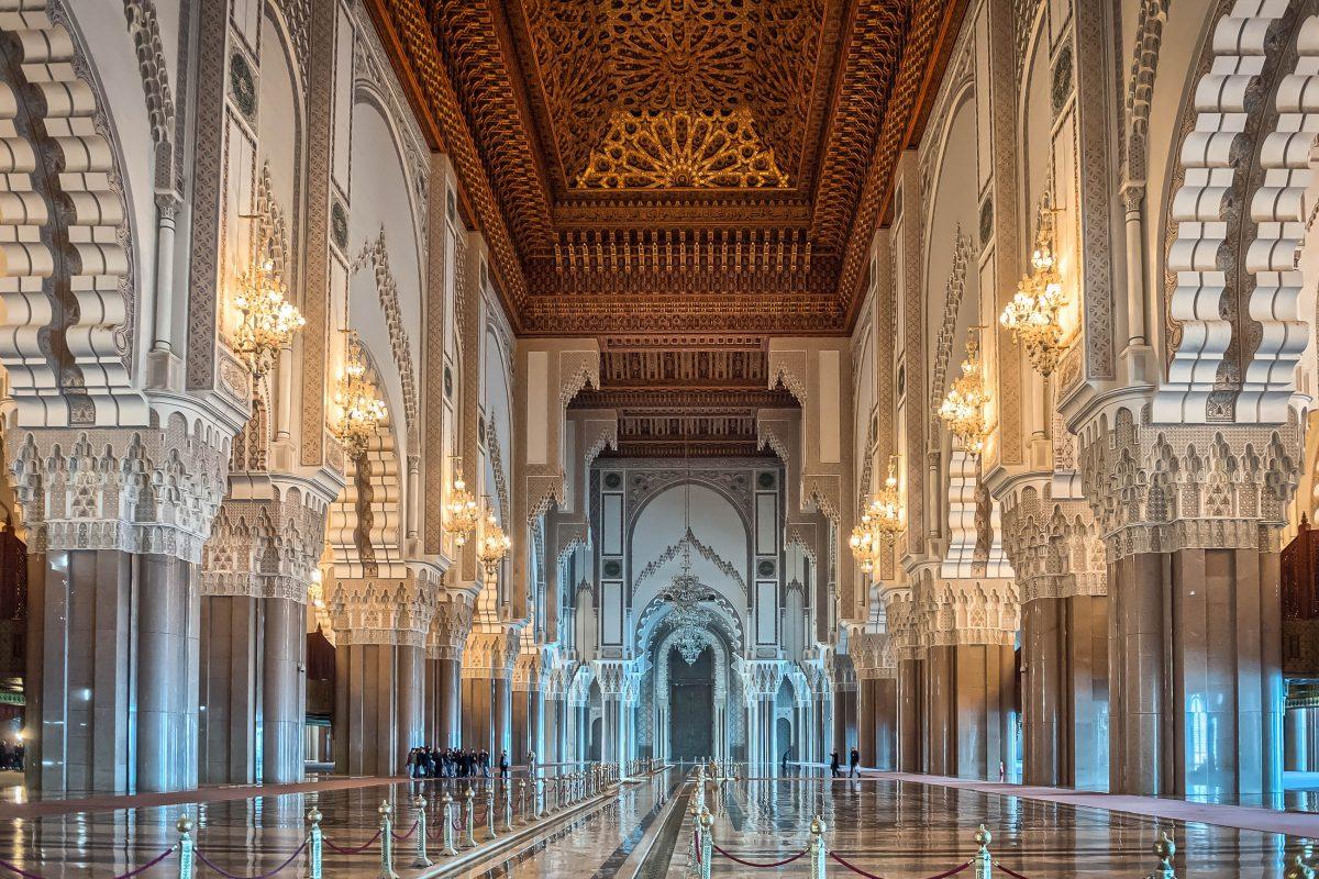 Экскурсия по Касабланке и столице Рабат
