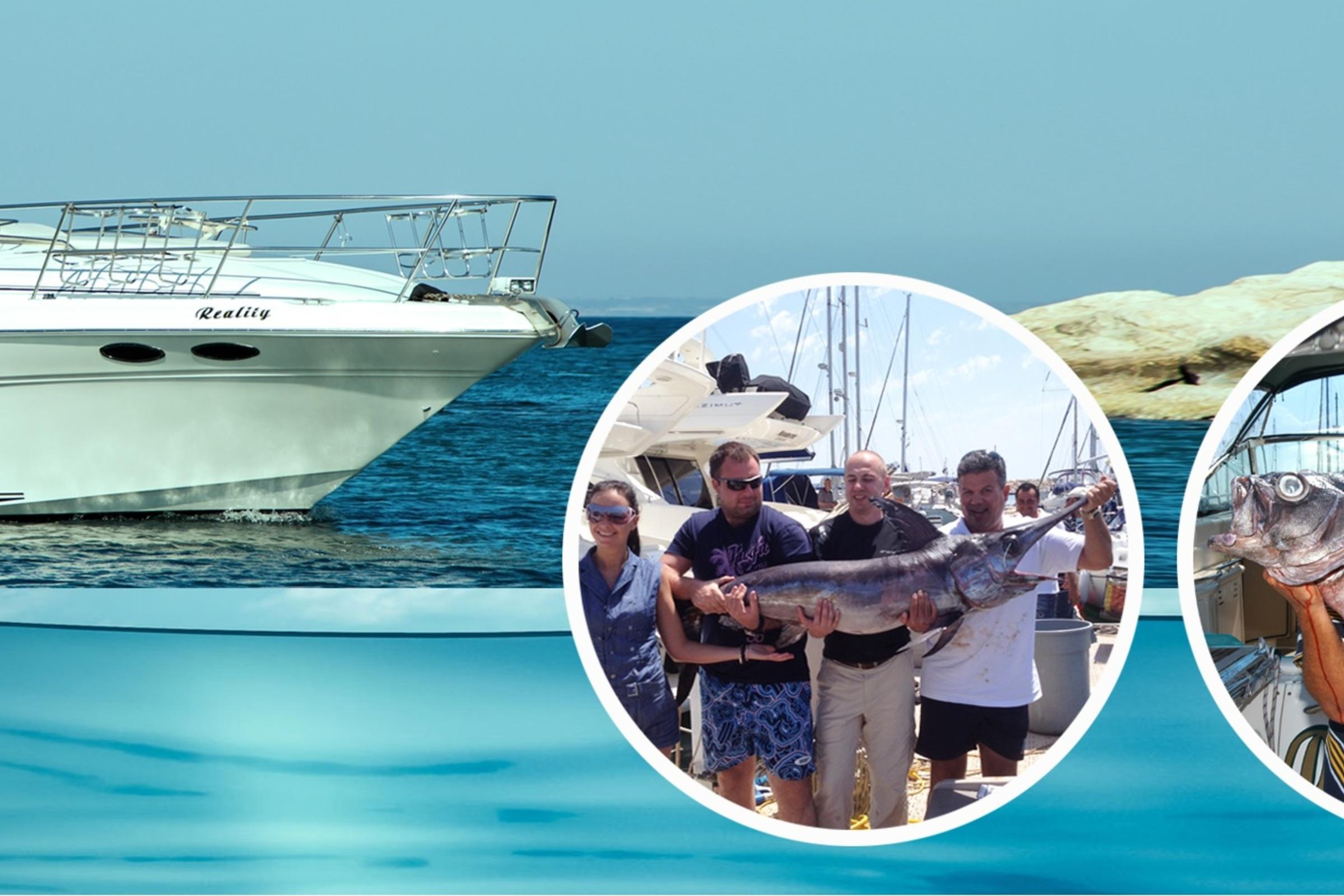 Глубоководная рыбалка VIP Fishing