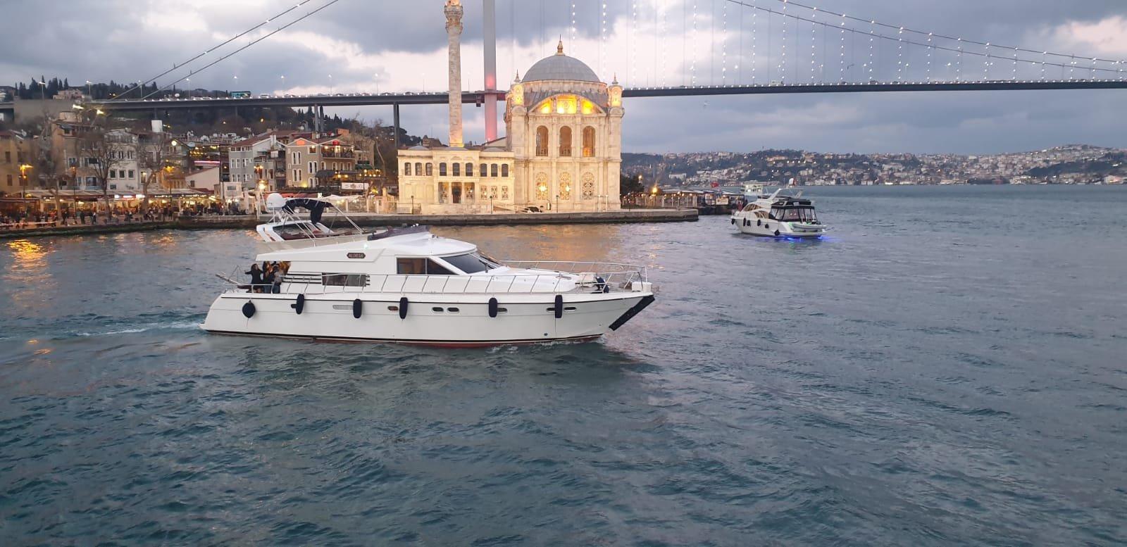 Индивидуальная Яхта