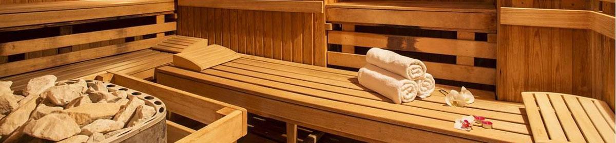 Традиционная финская дровяная сауна