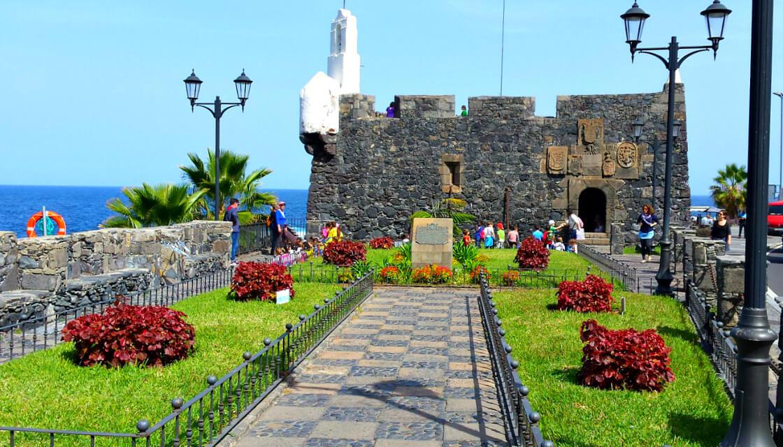 Два города, две истории — Икод-де-лос-Винос и Гарачико