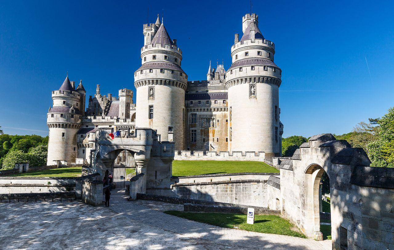 Замок Пьерфон
