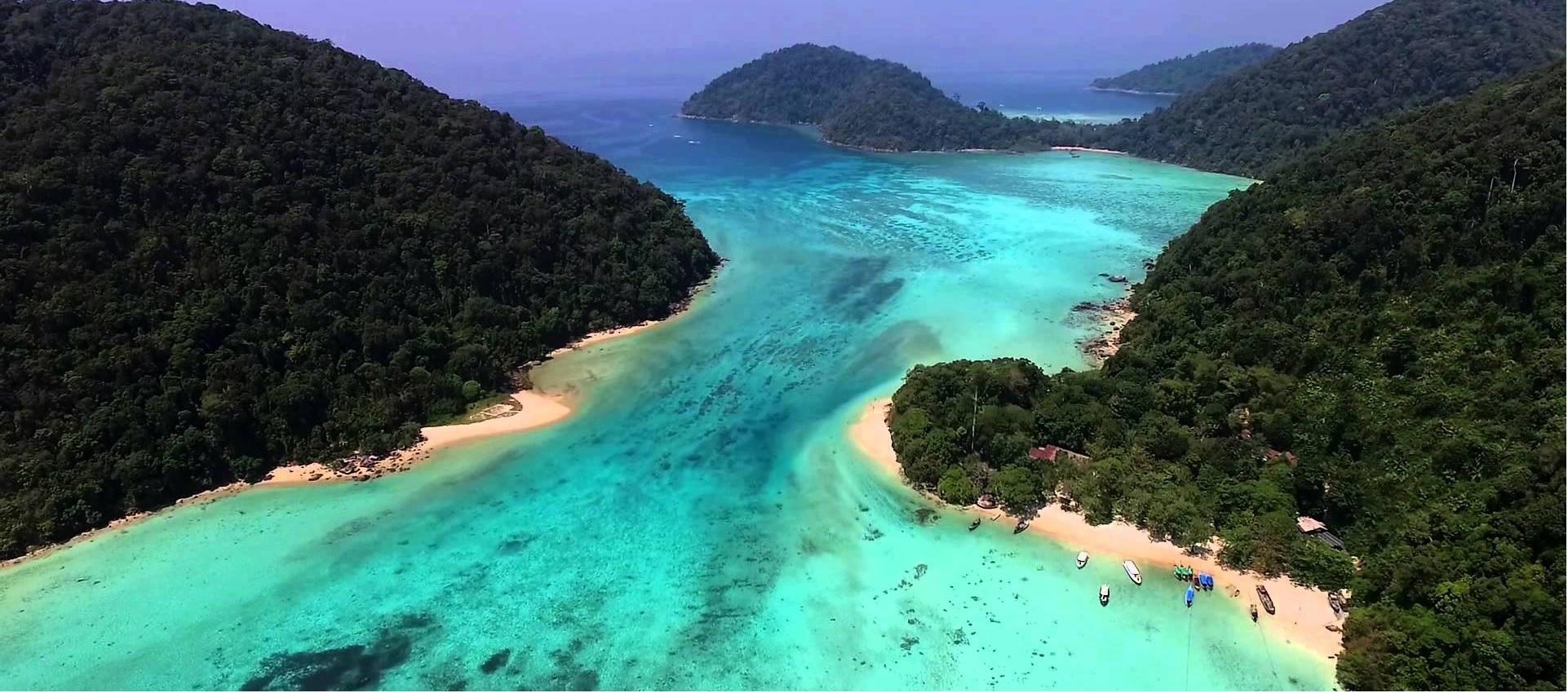 Однодневная экскурсия на острова Сурин