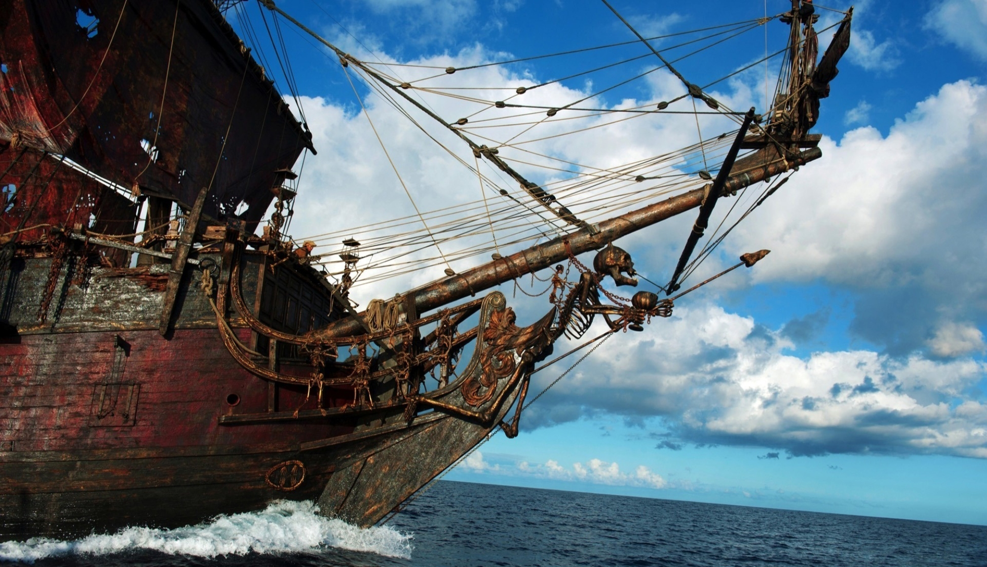 Дольче Вита — пиратское приключение на катамаране
