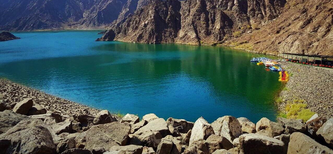 Озеро Хатта Рок