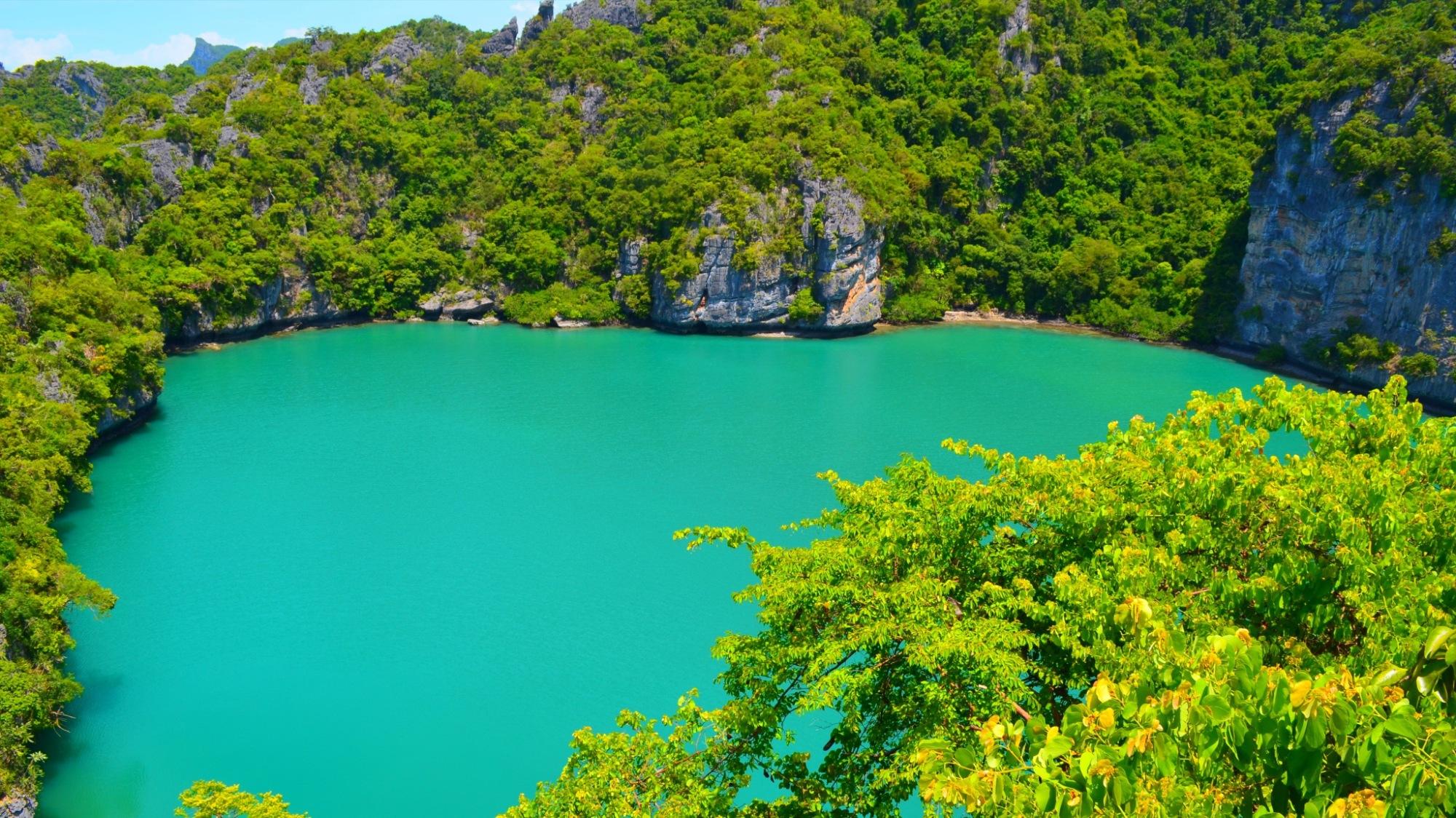 Экскурсия в парк Анг Тонг с Пангана