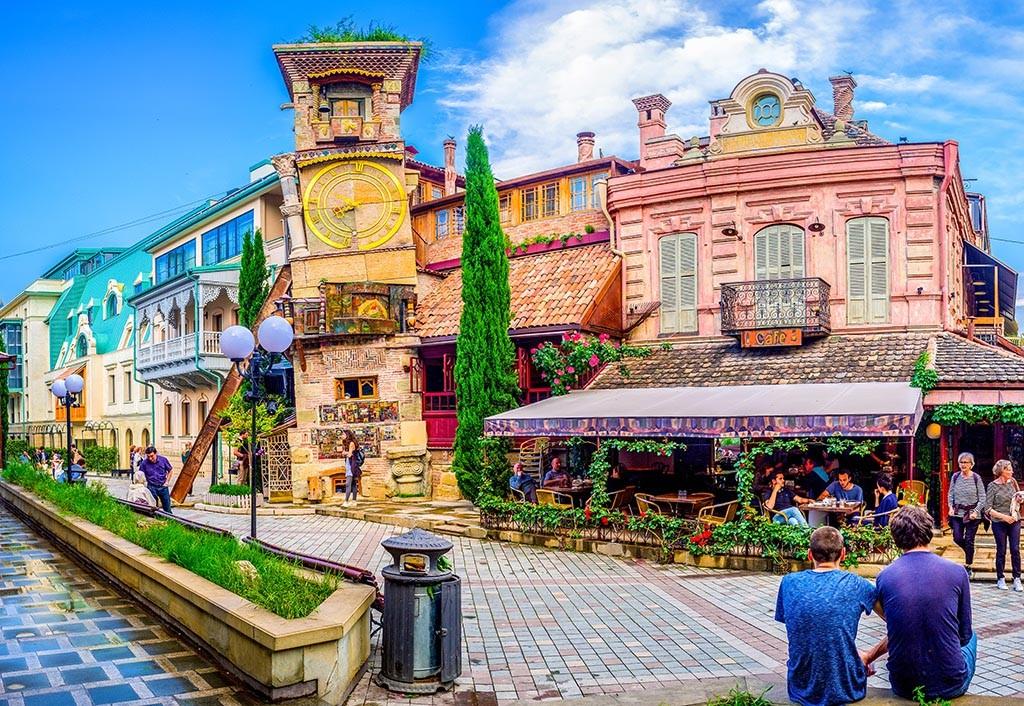 Влюбиться в Тбилиси за один день