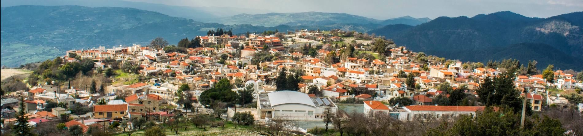 Пафос. Запад Кипра. Обзорный тур