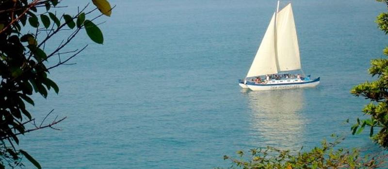 Морское приключение на парусной яхте