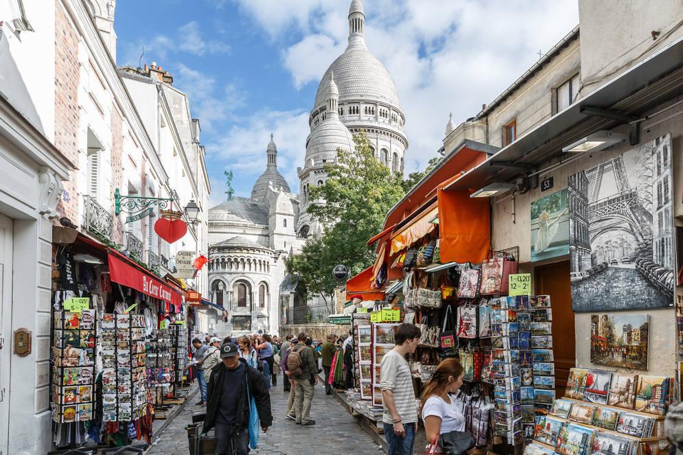 Экскурсия по Парижу на целый день