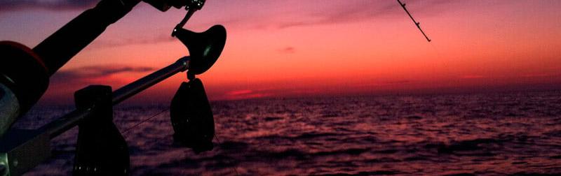 Ночная рыбалка на Самуи
