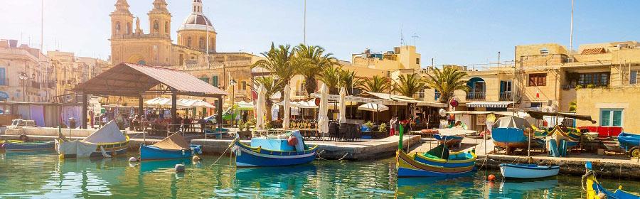 Валлетта и Мдина. Две столицы Мальты.