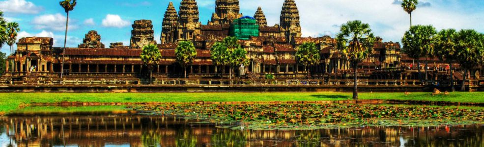 Экскурсия в Камбоджу с Пхукета