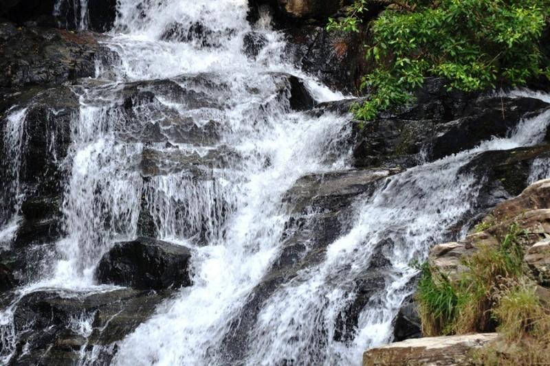 Канди, Высокогорные чайные плантации, водопад Раванна (тур № 985)