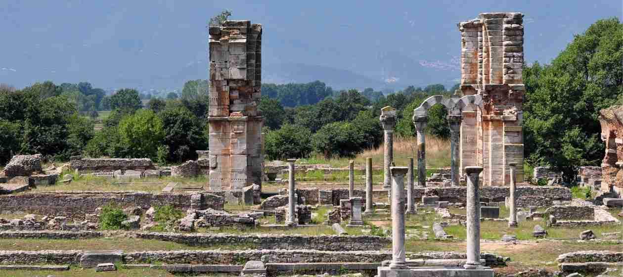 Древние Филиппы