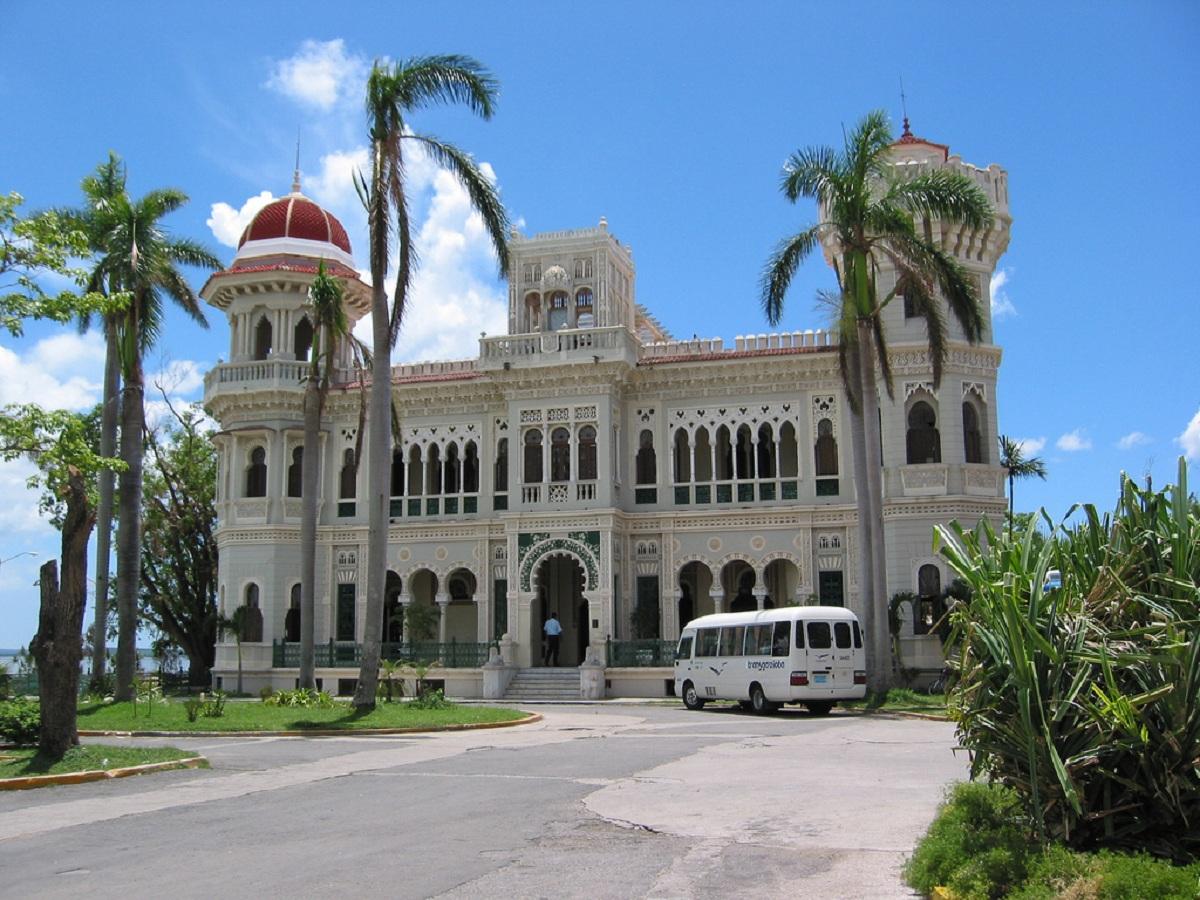 Сьенфуэгос + Тринидад