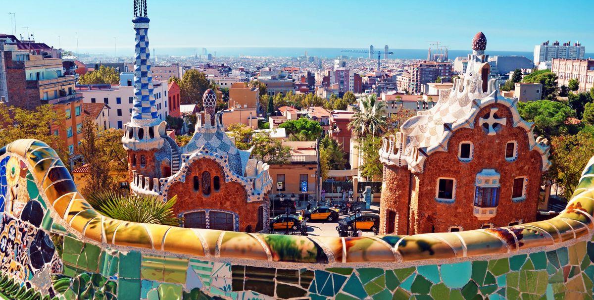 Монсеррат и Барселона