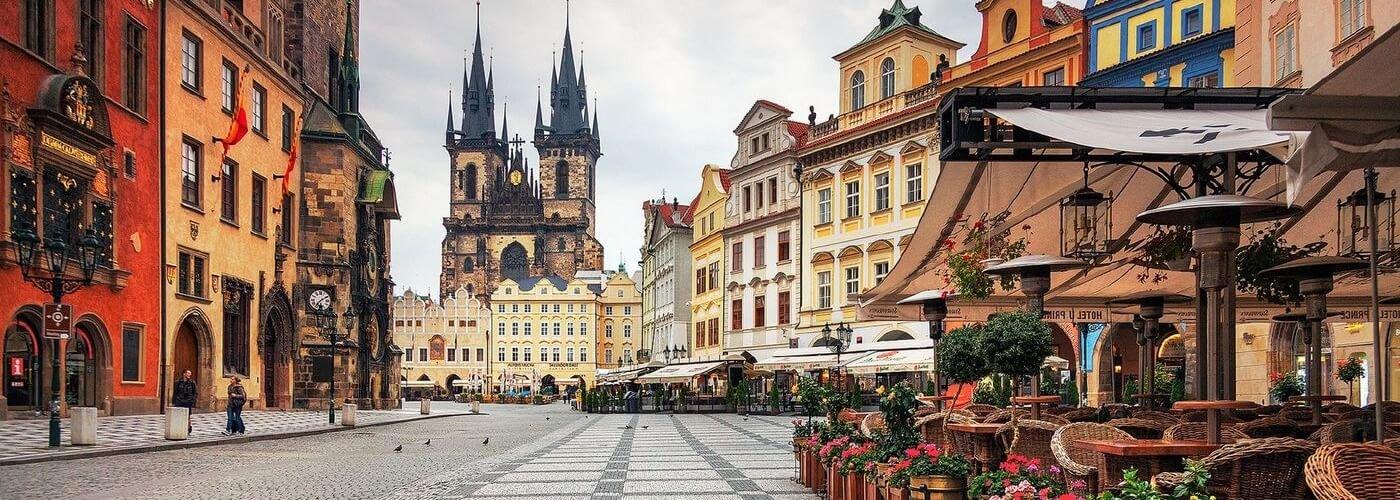 Прага из Вены
