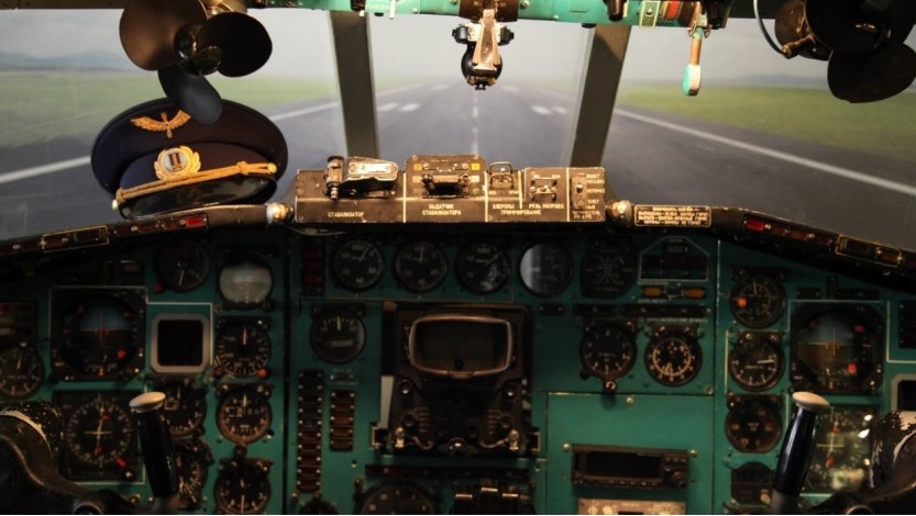 Музей гражданской авиации