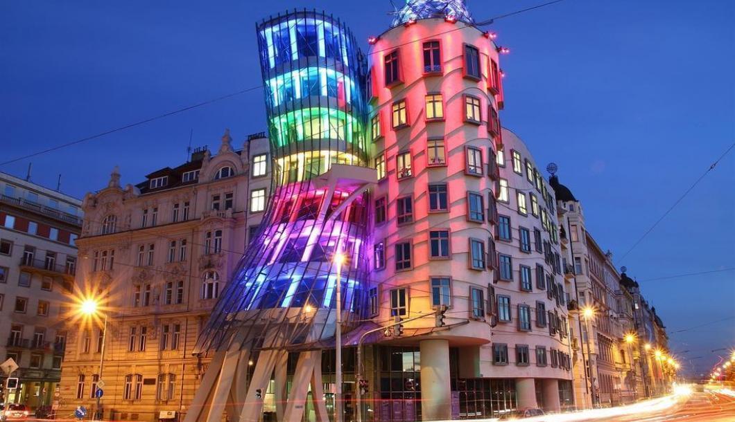 Неформальная арт-Прага