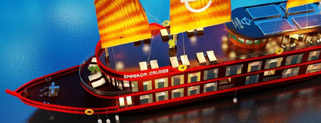 Круиз на императорском корабле