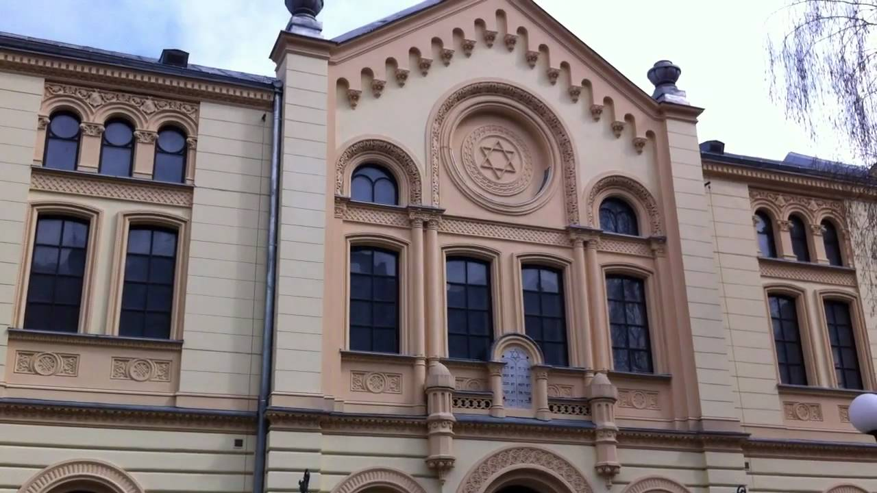 Варшава еврейская