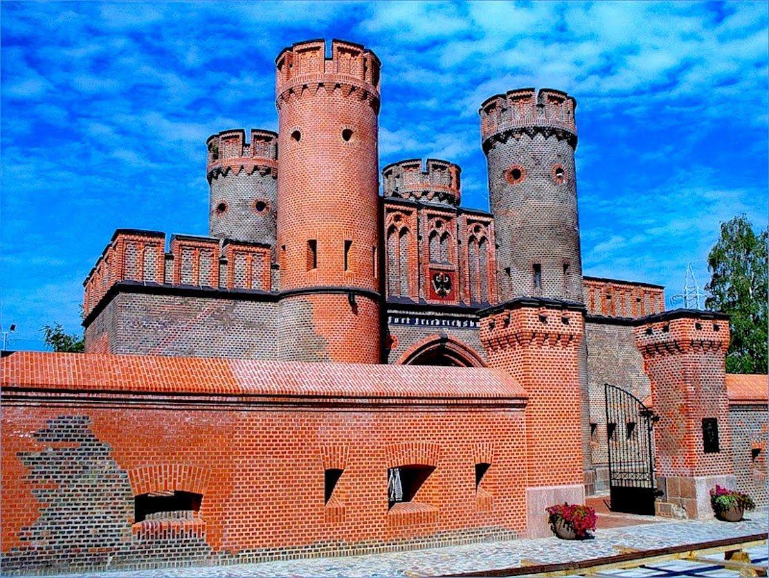 Кенигсберг - неприступная крепость
