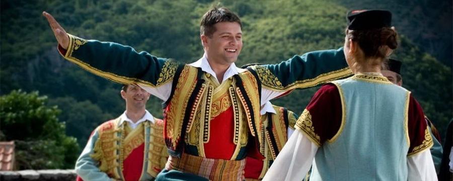 Черногорская свадьба