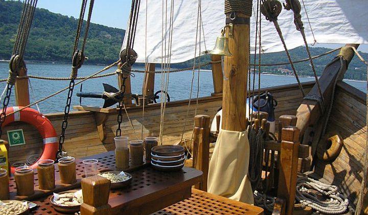 Пиратское парти BLACK SAM