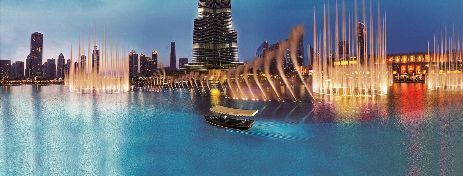 Уникальный Дубай (обзорная)