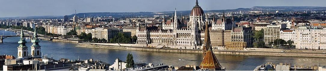 Вена - Будапешт на лайнере
