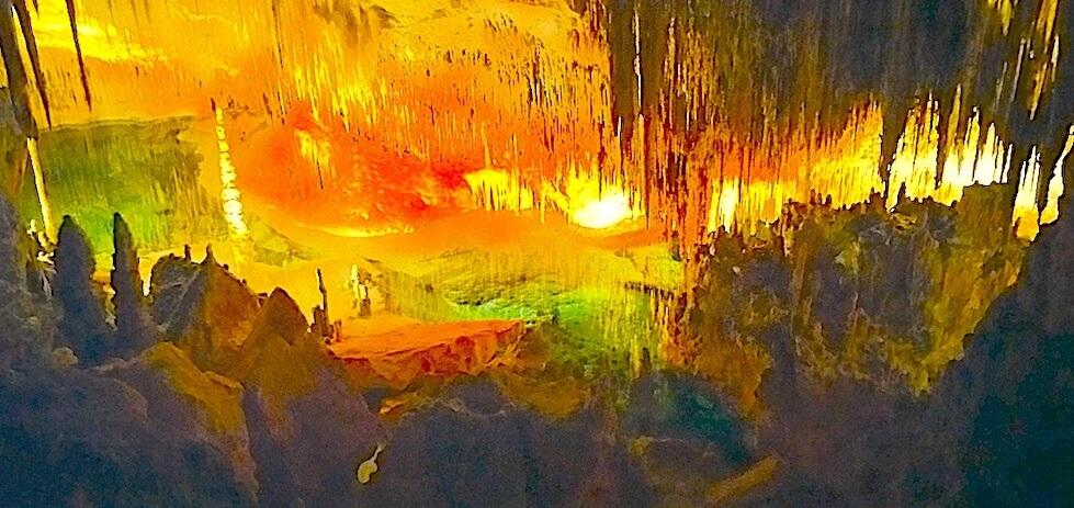 Пещеры Драк – Святилище Сан Сальвадор  – Святилище Кура