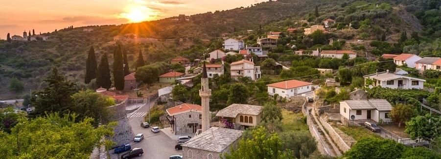 Южные контрасты Черногории: Бар и Улцинь