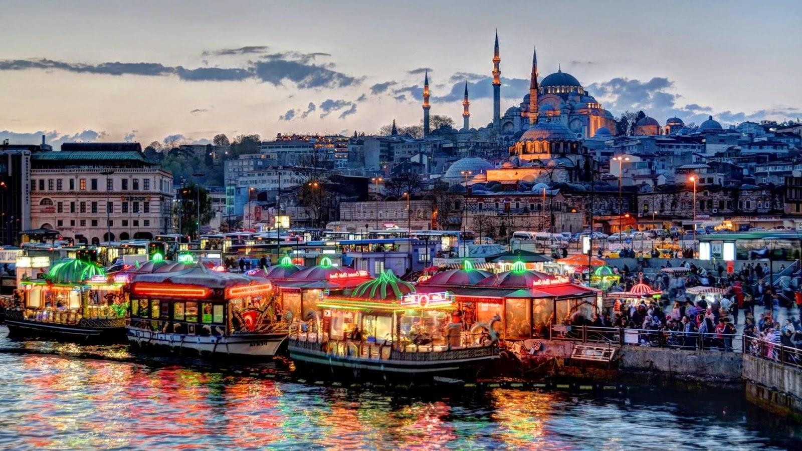 Экскурсия в Стамбул (1 или 2 дня, завтраки)