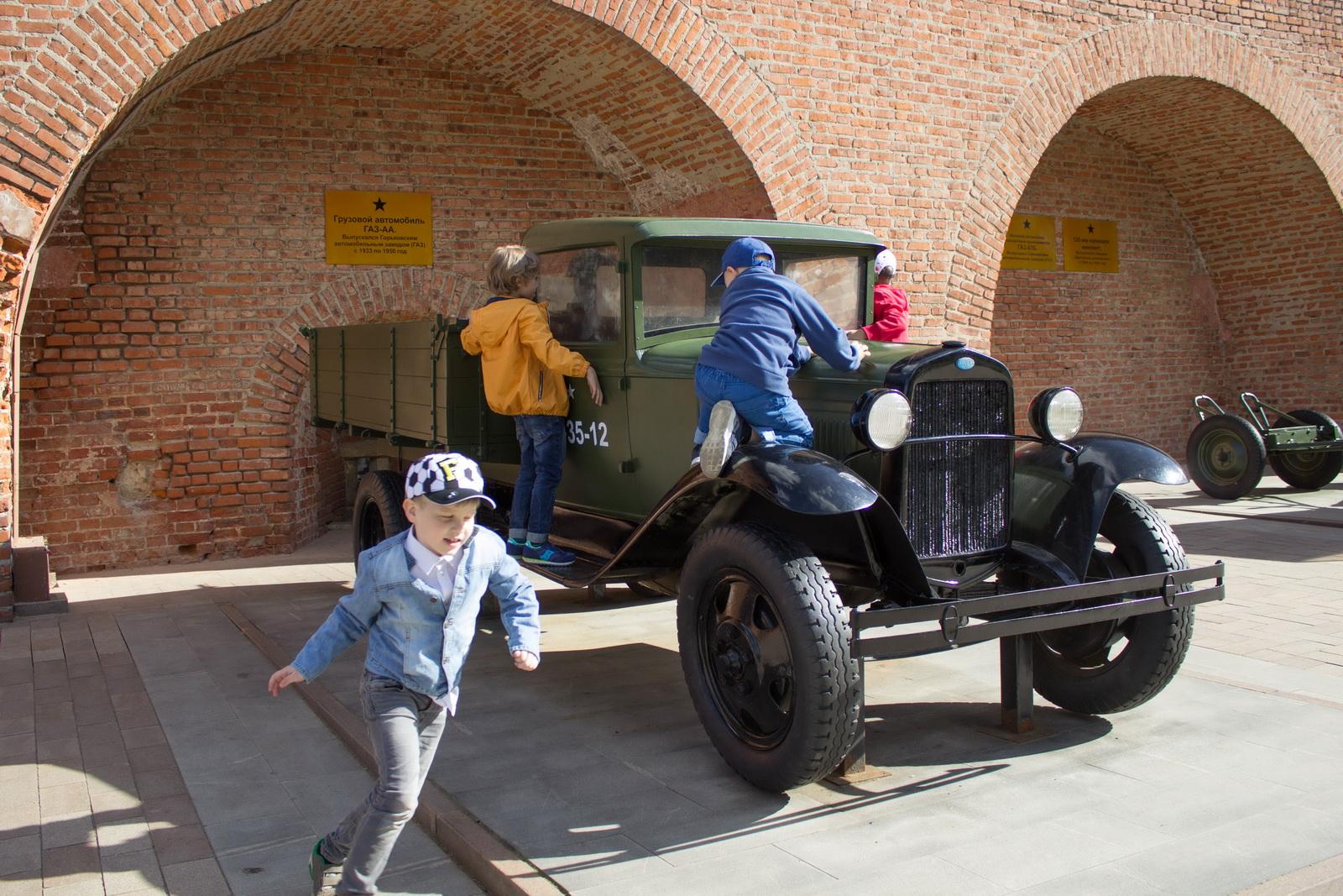 Экскурсия-квест: Удивительные приключения в Нижегородском Кремле