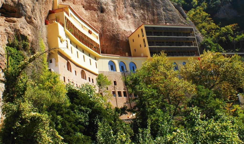 Калаврита, монастырь Мега Спилео