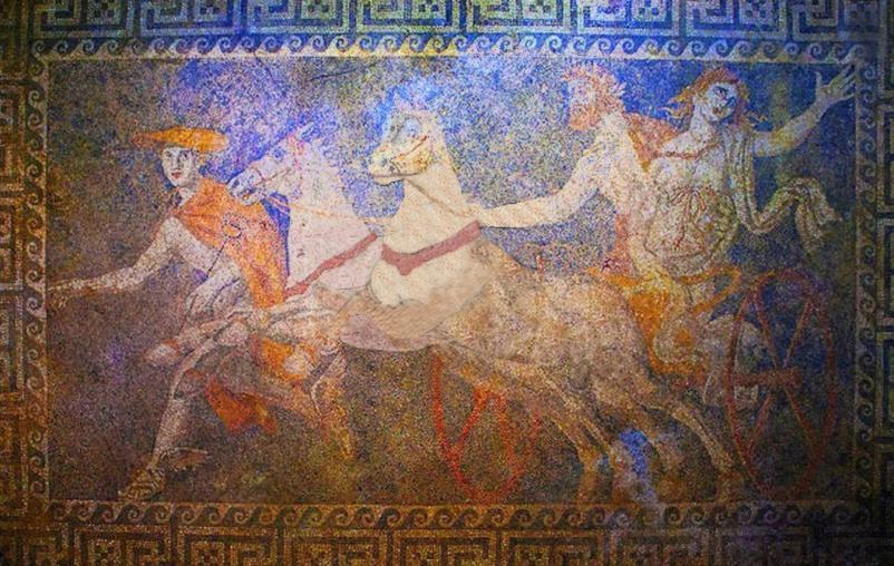 Древний Амфиполис