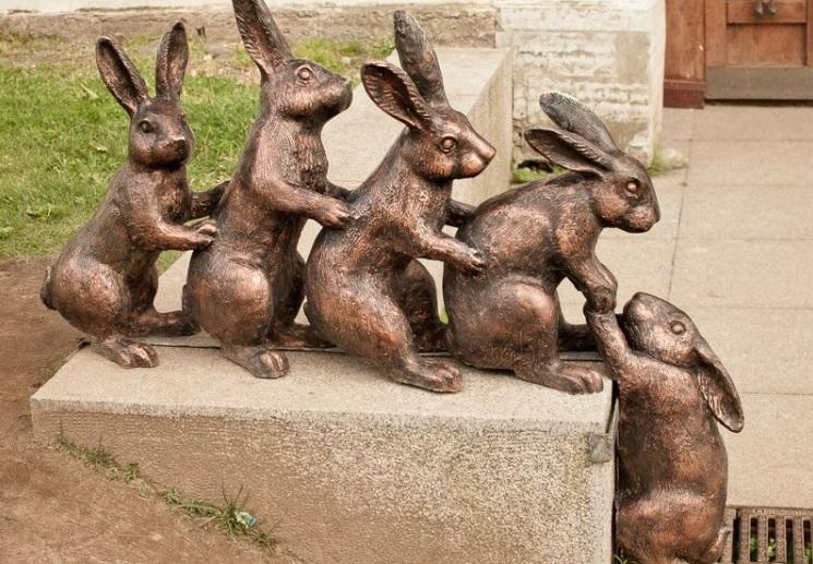 «Клад зайцев»