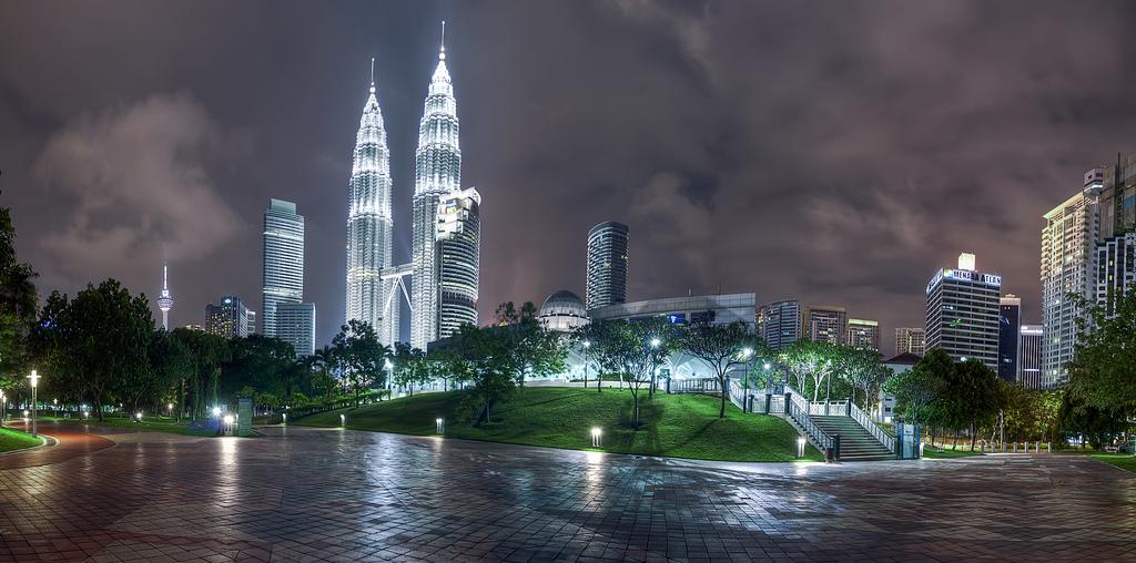 Ночной тур по Куала Лумпуру