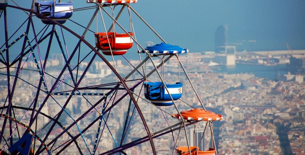 Барселона незнакомая