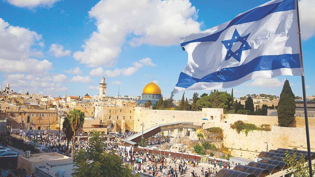 Иерусалим 1 день