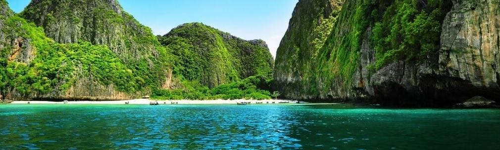 Острова Пхи Пхи + остров Кхай или Баунти