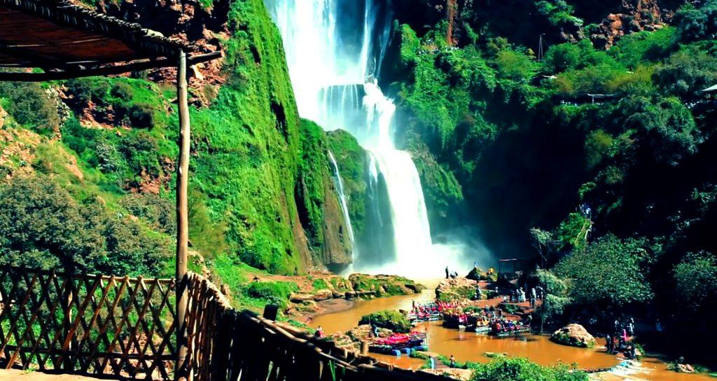 Экскурсия на водопад Узуд