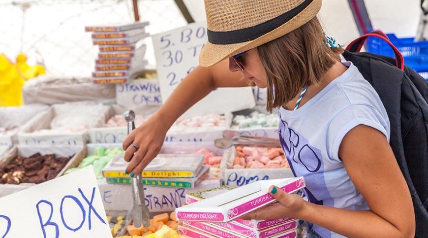 Рынок в Фетхие