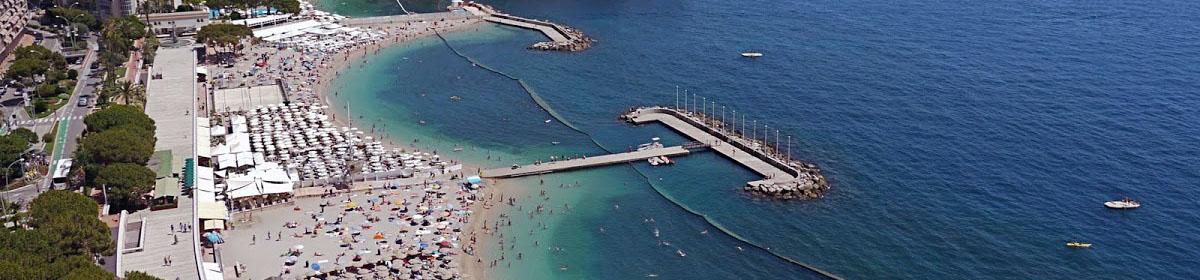 Восточная часть Лазурного побережья и свободное время