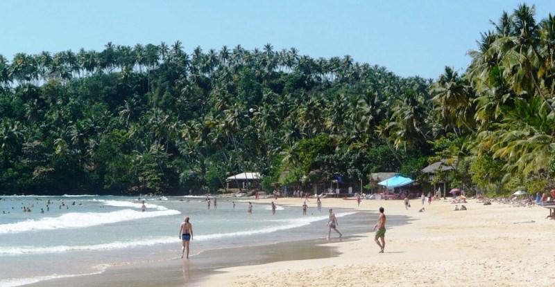 Вокруг всей Шри-Ланки