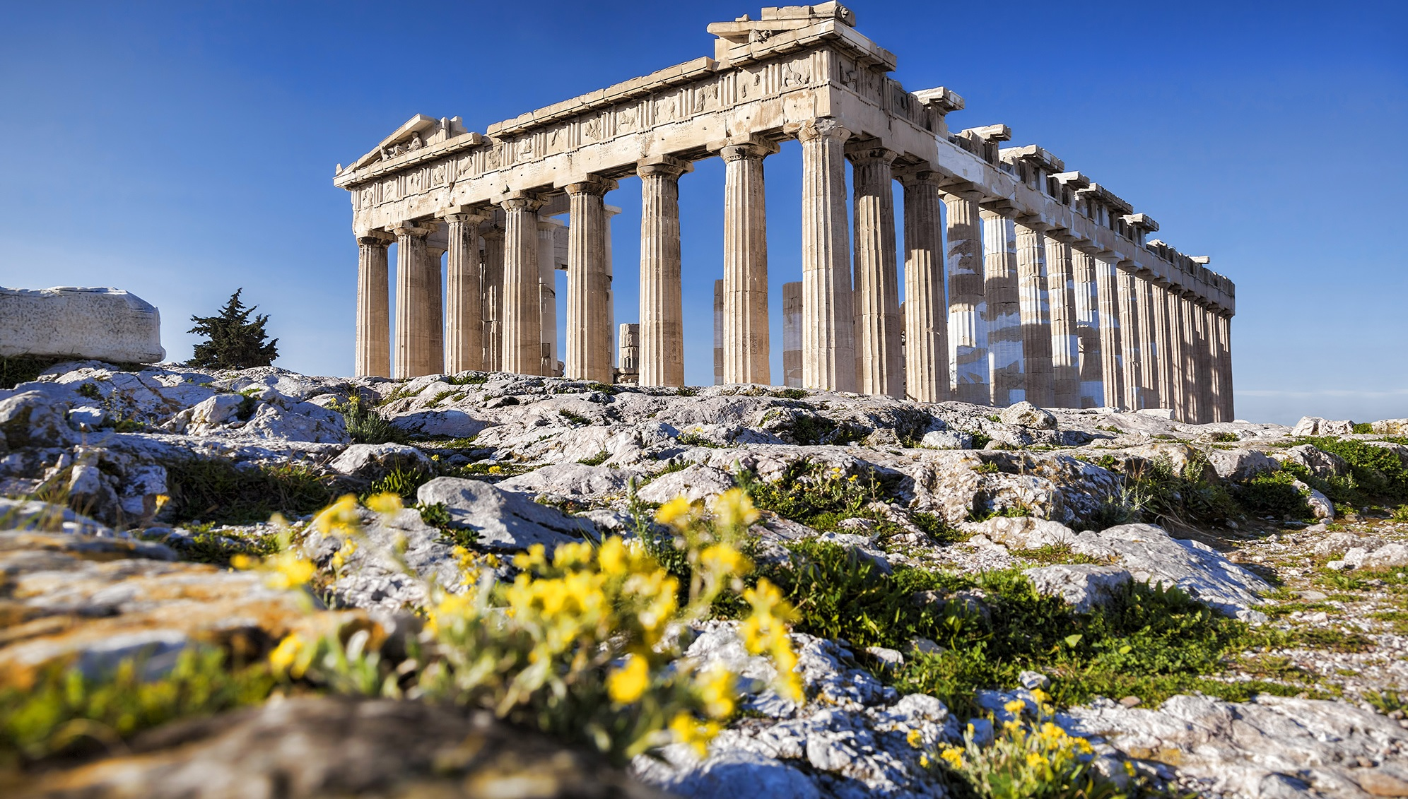 Обзорная по городу Афины