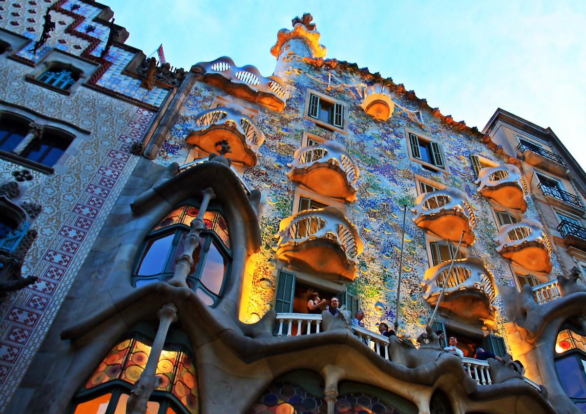 Барселона и поездка в Монсеррат