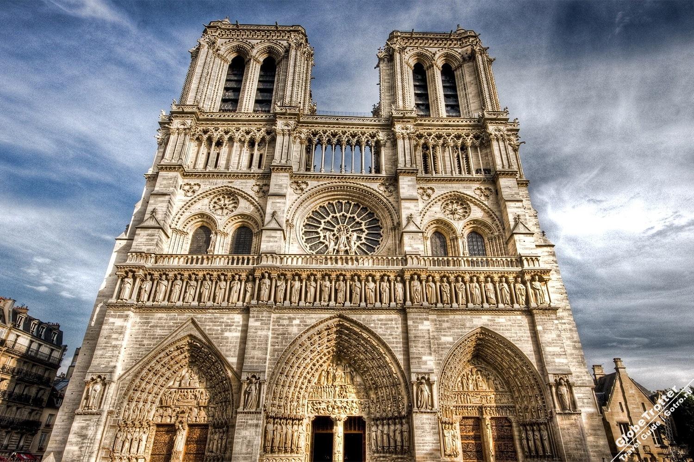 Исторический Париж