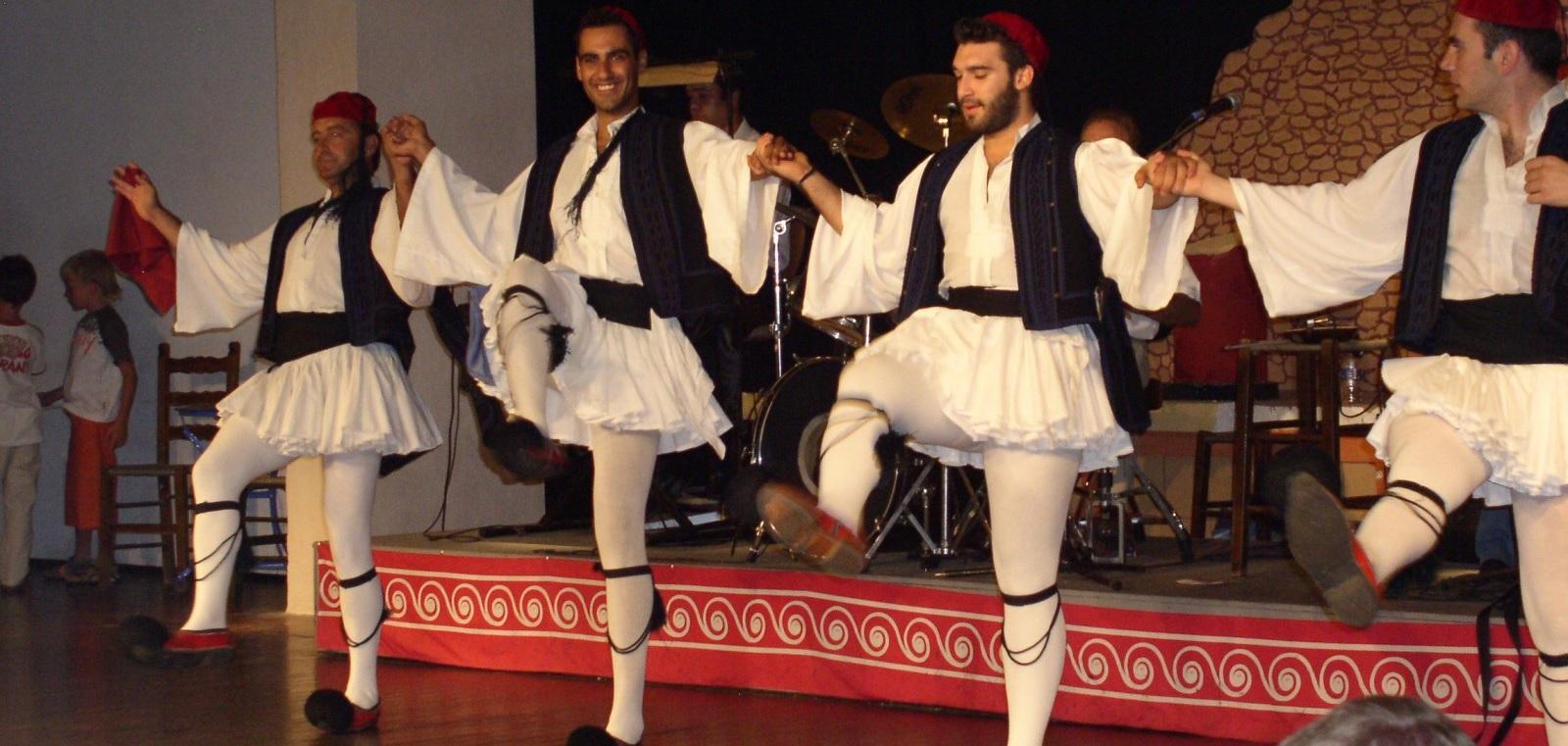 Критский вечер в Анополис